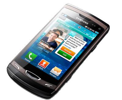 Samsung Wave Bada et bientôt Tizen