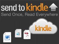 Amazon propose l'application Send To Kindle pour Windows
