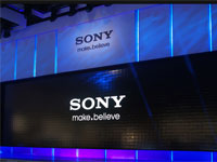 CES 2012 : Sony présente ses nouveaux téléviseurs Bravia