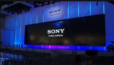 Stand Sony CES 2012