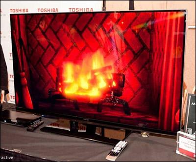 Tv 3D Toshiba L7200