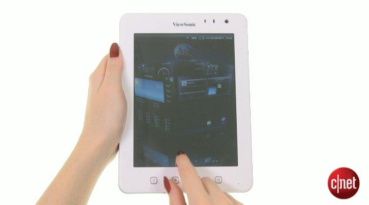 Démo de la ViewSonic ViewPad 7e