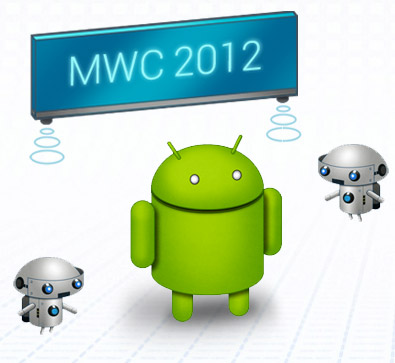 Android au MWC 2012