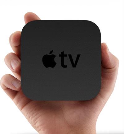Nouvel Apple TV en mars