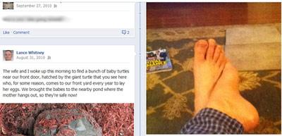 Photos supprimées sur Facebook toujours visibles