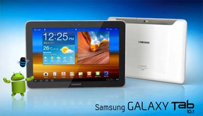 Interdiction Galaxy Tab 10.1 et 8.9 en Allemagne