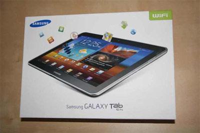 Samsung Galaxy Tab 10.1 N