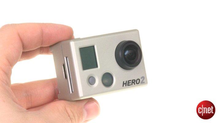 Démo de la GoPro HD Hero 2