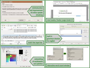 Nouveautés LibreOffice 3.5