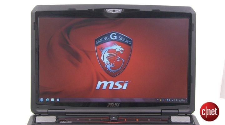 Démo du MSI GT780