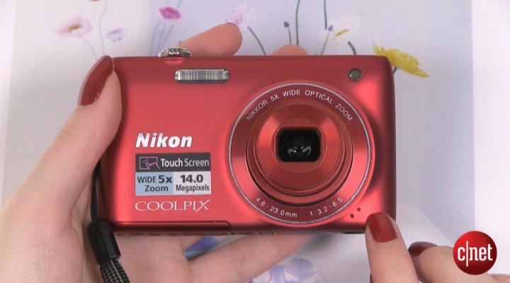 Démo du Nikon Coolpix S4150