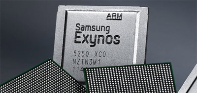 Samsung Exynos processeur quadricoeur