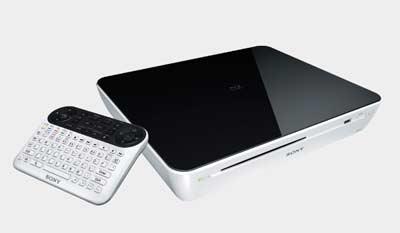 Sony lecteur Google TV