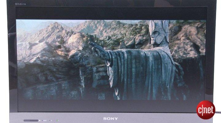 Démo de la Sony KDL-26EX320