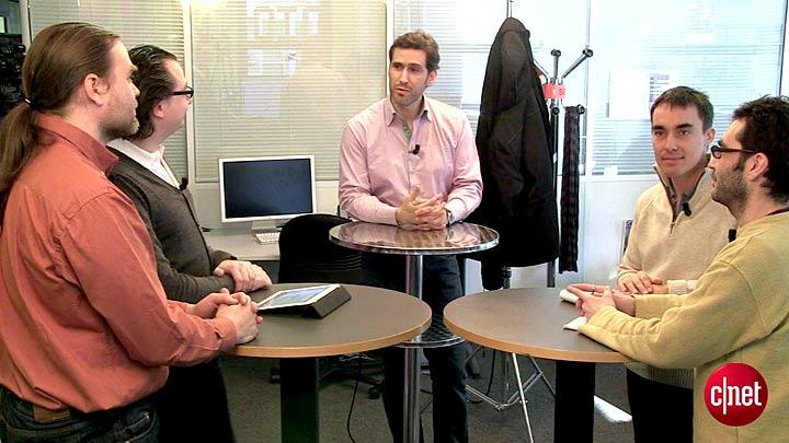 CNET Live du 10 février, notre best-of vidéo de la semaine : Acer, du gros réflex et Windows 8