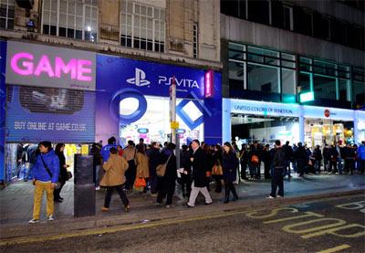 PS Vita 1,2 de consoles vendues