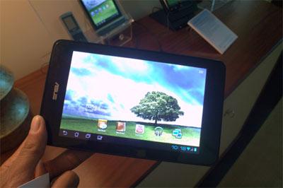 Tablette Nexus Google 7 pouces par Asus