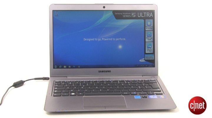 Démo du Samsung Serie 5 Ultra NP530U3B