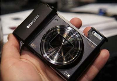 Appareil photo Samsung Android