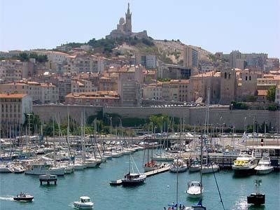 La 4G à Marseille