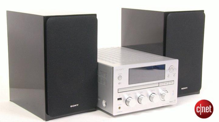 Démo de la Sony CMT-G2NiP