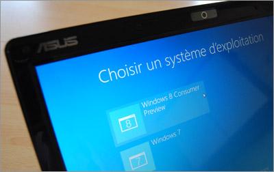 Windows 8 en Dual Boot