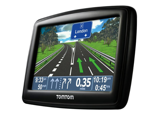 Démo du TomTom XL IQ Routes Edition 2