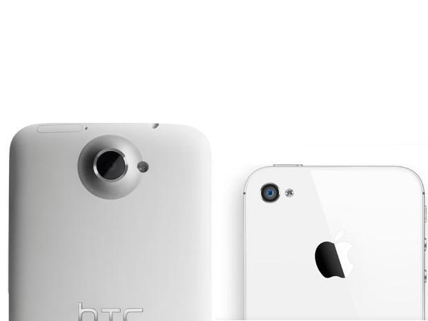 HTC One X vs iPhone 4S, le test photo