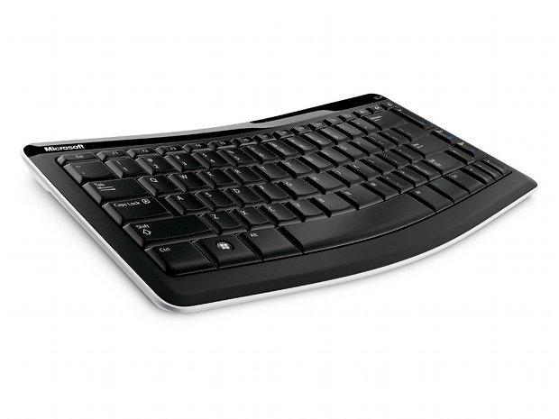 Démo du Microsoft Clavier Bluetooth Mobile 5000