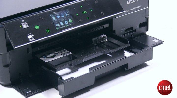 Démo de Epson Stylus Photo PX730WD