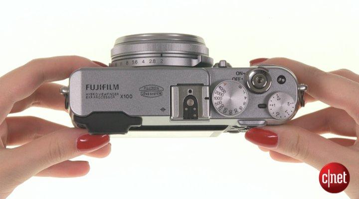 Démo du Fujifilm X100