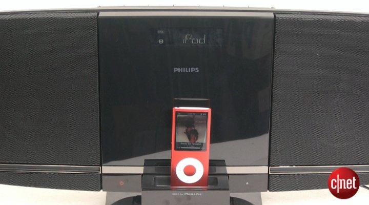 Démo de la Philips DCM292