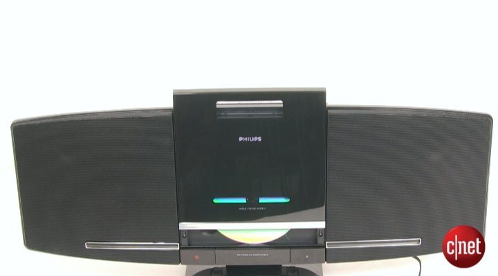 Démo de Philips MCM233