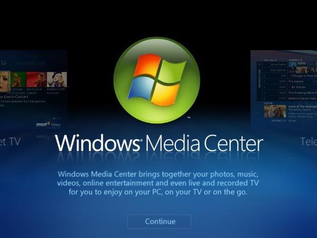 Windows Media Center proposé en option dans Windows 8