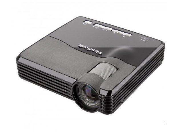 Démo de ViewSonic PLED-W200