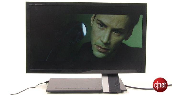 Démo du Acer S235HL