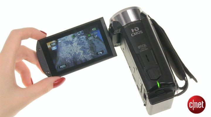 Démo du Canon LEGRIA HF R38