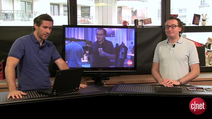 CNET Live du 1er juin : Le Galaxy S3 et les concurrents