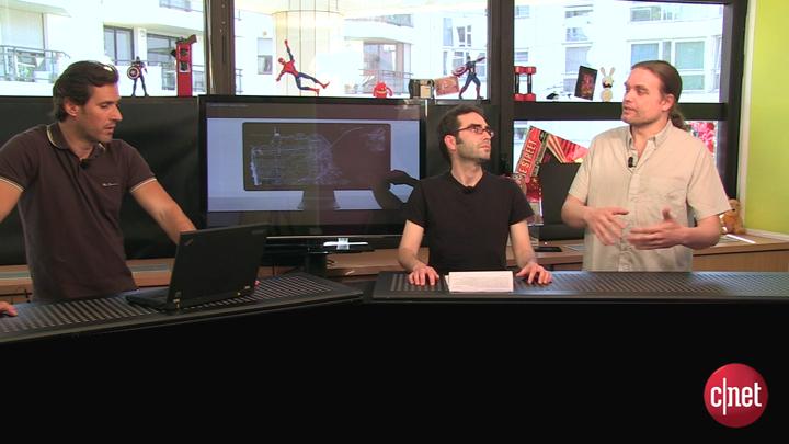 CNET Live du 25  mai : l'avenir des interfaces de contrôle