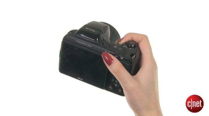 Démo de Nikon Coolpix L810