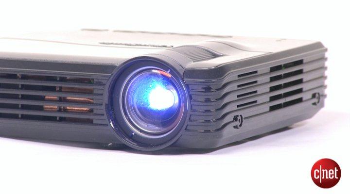 Démo du vidéoprojecteur PLED-W200 de ViewSonic