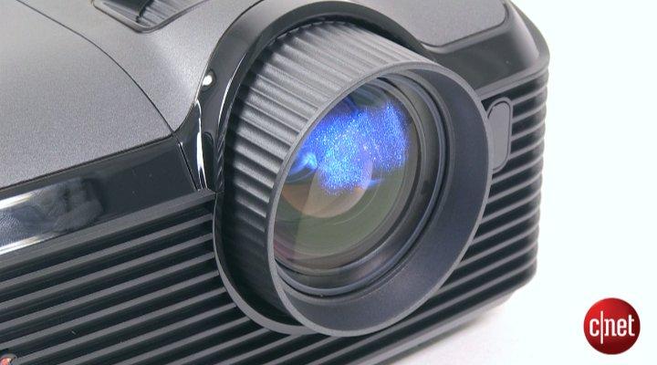 Démo du Viewsonic Pro8300