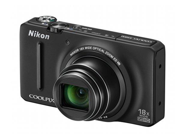 Démo du Nikon Coolpix S9200