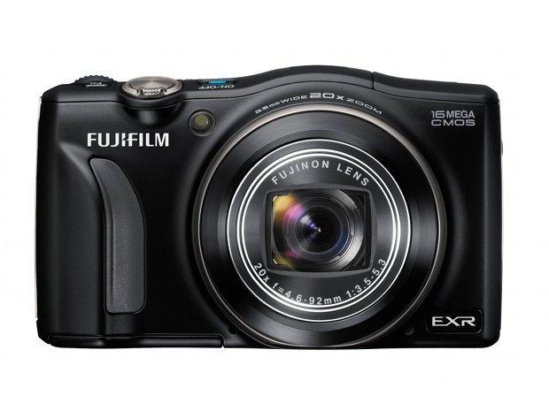 Démo du Fujifilm FinePix F750EXR