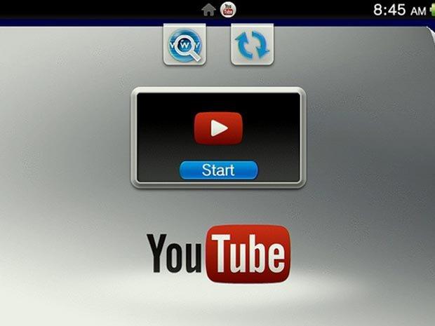 PS Vita : l'application YouTube arrive