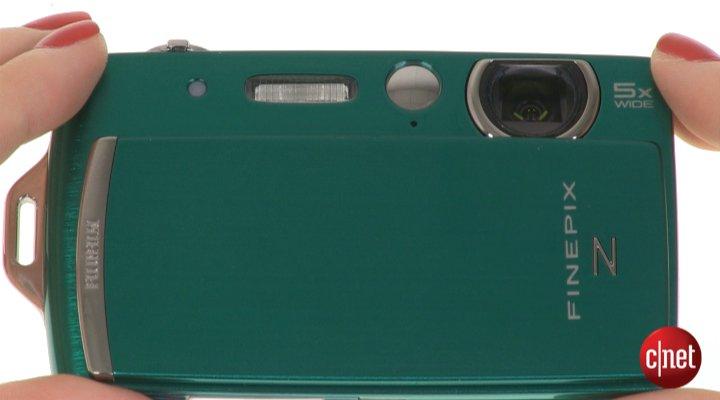 Démo du Fujifilm FinePix Z110