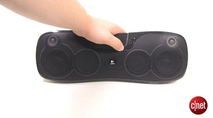 Démo de Logitech Rechargeable Speaker S715i