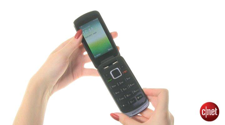 Démo du Motorola Gleam +