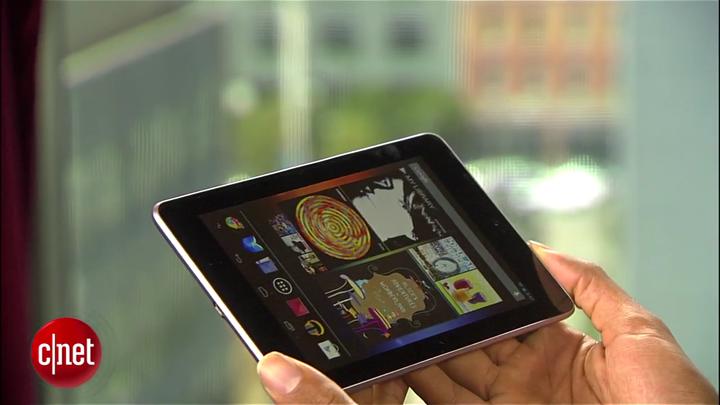 Nexus 7, la tablette lancée par Google