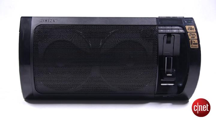Démo du Sony G-Tank